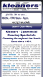 Mobile Preview of kleaners.net